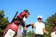 2016年 ゴルフ日本シリーズJTカップ 3日目 セン世昌