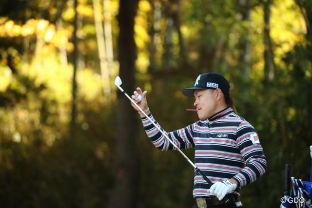 2016年 ゴルフ日本シリーズJTカップ 3日目 藤本佳則 「よし、俺がこいつでトドメをさしてやろう。」