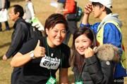 2016年 ゴルフ日本シリーズJTカップ 最終日 工藤遥加&永井花奈