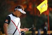 2016年 ゴルフ日本シリーズJTカップ 最終日 塚田陽亮
