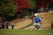 2016年 ゴルフ日本シリーズJTカップ 最終日 藤本佳則