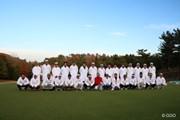 2016年 ゴルフ日本シリーズJTカップ 最終日 選手