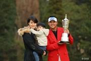 2016年 ゴルフ日本シリーズJTカップ 最終日 朴相賢