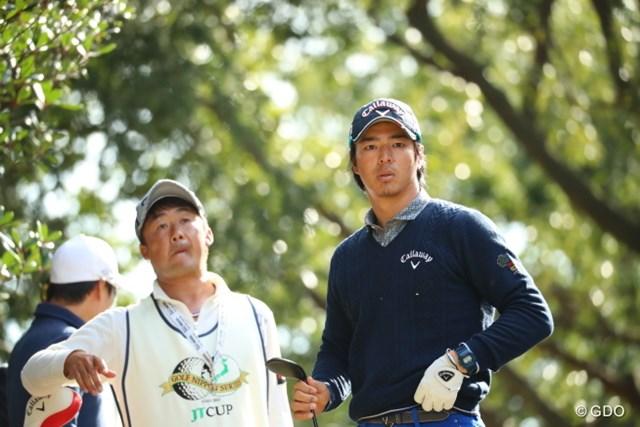 石川遼 石川遼が松山英樹を「ことし世界で最も印象に残った選手」と話した