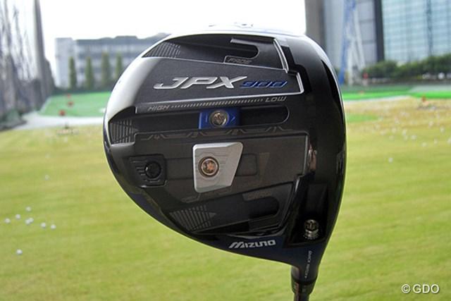 新たな調整機能が搭載「ミズノ JPX900 ドライバー」を試打検証