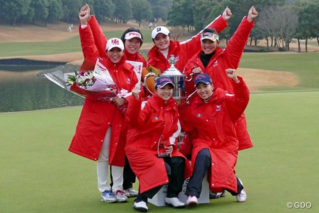 昨年は女子ツアーが僅差の争いを制して大会2連覇を遂げた