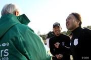 2016年 Hitachi 3Tours Championship 最終日 片山晋呉と小平智