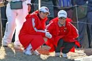2016年 Hitachi 3Tours Championship 最終日 申ジエとイ・ボミ