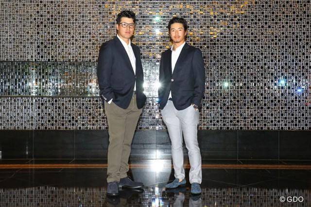 松山英樹と石川遼はGDOの対談インタビューでそれぞれの歩みを振り返っている
