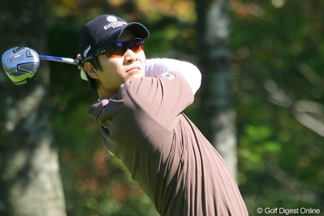 12アンダーまで伸ばし2位タイに食い込んだ韓国の金庚泰