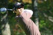 ANAオープンゴルフトーナメント 最終日 金庚泰