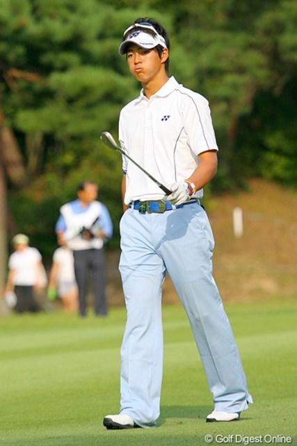 石川遼 ホストプロの立場で本領発揮できず、冴えない表情が続いた石川遼