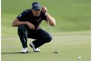 2017年 アブダビHSBCゴルフ選手権 初日 ヘンリック・ステンソン