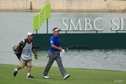 2017年 SMBCシンガポールオープン 2日目 丸山大輔