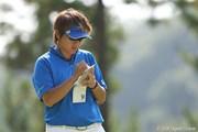 2009年 ミヤギテレビ杯ダンロップ女子オープンゴルフトーナメント 初日 ウェイ・ユンジェ
