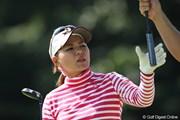 2009年 ミヤギテレビ杯ダンロップ女子オープンゴルフトーナメント 初日 横峯さくら