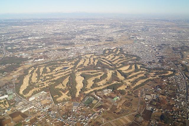 2020年東京五輪ゴルフ会場の霞ヶ関カンツリー倶楽部※Tokyo 2020提供