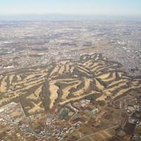 2020年東京五輪ゴルフ会場の霞ヶ関カンツリー倶楽部※Tokyo 2020提供 2017年 霞ヶ関カンツリー倶楽部