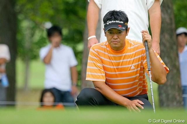 2日目に「64」と爆発した武藤俊憲。5位タイで最終日へ