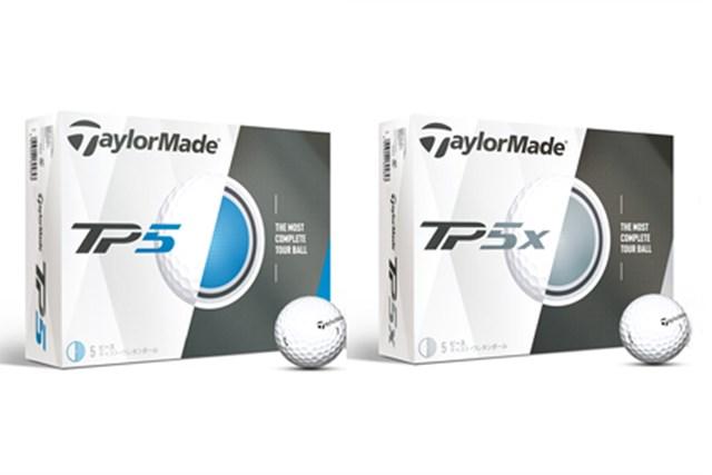 ツアーボールの5ピース「TP5/TP5x ボール」