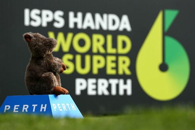 17年の「ISPS HANDA ワールドスーパー6パース」は新フォーマットで開催(Paul Kane/Getty Images)