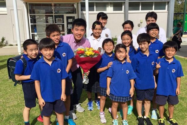 オーストラリア・パースにある日本人学校に行ってきました!
