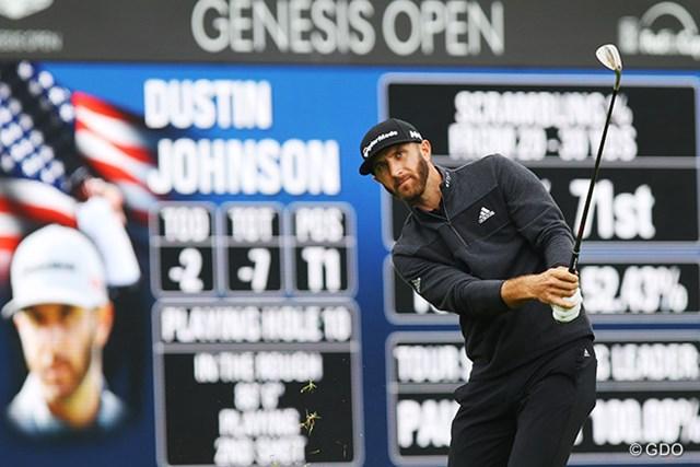 世界ランク1位への道は…ジョンソンは絶好の位置で決勝ラウンドに進んだ