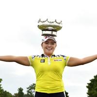ジャン・ハナが今季初勝利を遂げた(Daniel Kalisz/Getty Images) 2017年 ISPSハンダ オーストラリア女子オープン 最終日 ジャン・ハナ