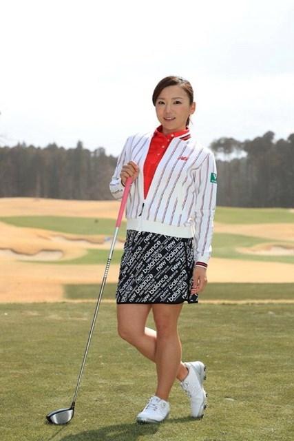 今年からニューバランスのシューズとウエアを着用する有村智恵※画像提供:ニューバランス ジャパン