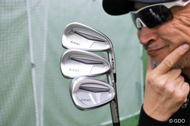 ゴルフに本気のアスリートにやさしさを。『ピン i200 アイアン』をマーク金井が徹底検証