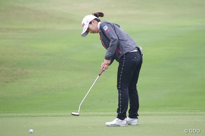 LPGAはグリーン上でのルール変更を決めた 2017年 ダイキンオーキッドレディスゴルフトーナメント 事前 笠りつ子