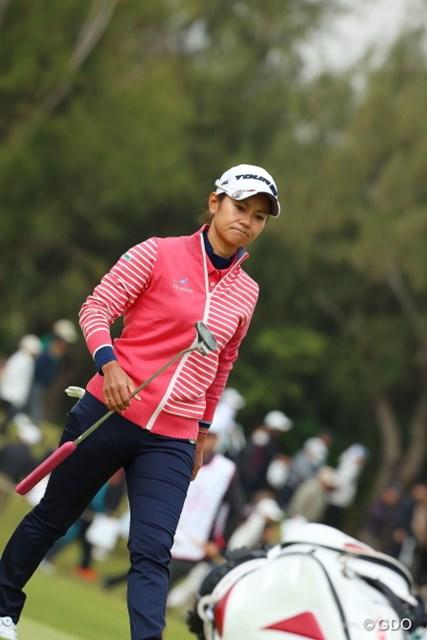 沖縄・ゴルフ、といえば藍ちゃん抜きでは語れないね。