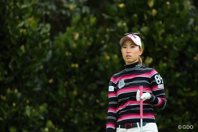 上田桃子は自身の状態に手ごたえを感じている