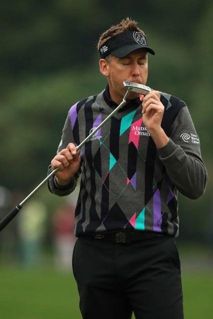 ポールターは自身のブランドを閉鎖することを決めた ※画像は2014年 WGC HSBCチャンピオンズ