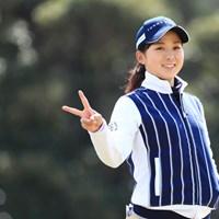 サンキュウ美穂ちゃん 2017年 ヨコハマタイヤゴルフトーナメント PRGRレディスカップ 事前 森美穂