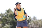 2017年 ヨコハマタイヤゴルフトーナメント PRGRレディスカップ 初日 小林咲里奈