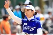 2017年 ヨコハマタイヤゴルフトーナメント PRGRレディスカップ 最終日 笠りつ子