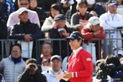 2017年 ヨコハマタイヤゴルフトーナメント PRGRレディスカップ 最終日 森田理香子