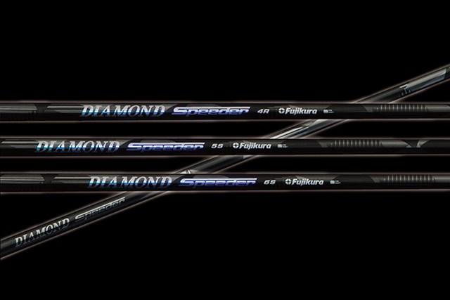 三菱レイヨンと東レの素材を同時採用した「DIAMOND Speeder」