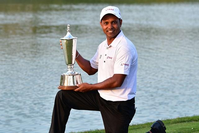 地元のインドで連覇を達成したチャウラシア(Stuart FranklinGetty Images)
