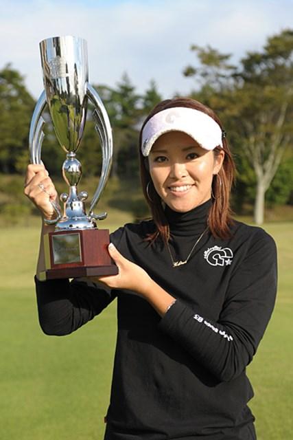 甲田良美 嬉しいプロ初勝利を飾った甲田良美