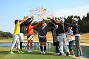 2017年 Tポイントレディス ゴルフトーナメント 最終日 菊地絵理香