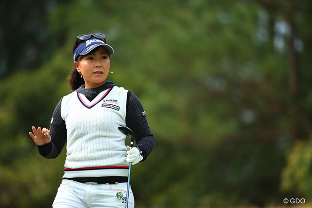 2017年 アクサレディスゴルフトーナメント in MIYAZAKI 初日 青木瀬令菜 早く本当に優勝を経験して欲しい