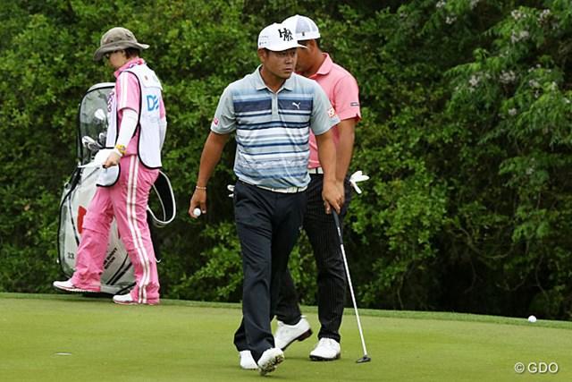 谷原秀人は日本勢で唯一決勝トーナメントに進出した