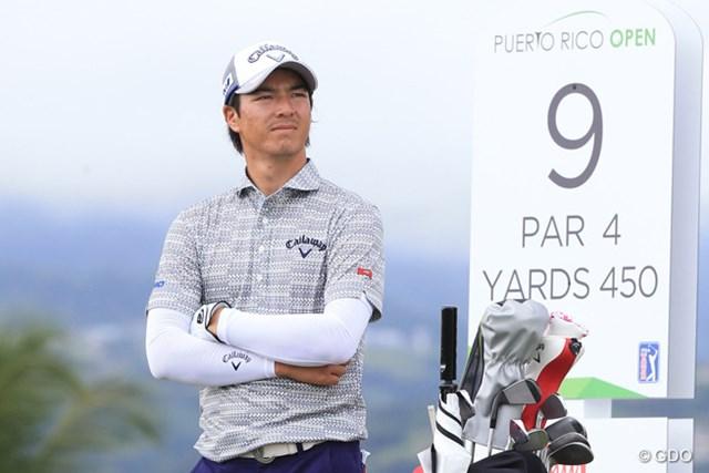 石川遼は初日の出遅れを取り戻せず、予選落ちが確実となった