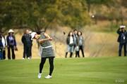 2017年 アクサレディスゴルフトーナメント in MIYAZAKI 最終日 蛭田みな美