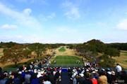 2017年 アクサレディスゴルフトーナメント in MIYAZAKI 最終日 スタンド