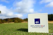 2017年 アクサレディスゴルフトーナメント in MIYAZAKI 最終日 ティマーク