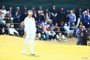 2017年 アクサレディスゴルフトーナメント in MIYAZAKI 最終日 柏原明日架