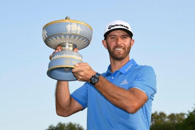 出場3試合連続優勝、WGC2連勝と強さを発揮したダスティン・ジョンソン(Chris Condon/PGA TOUR)